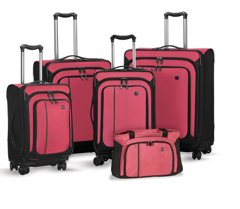 THINK PINK FOR MOM!! LIMITED EDITION PINK WERKS TRAVELER 4.0 by VICTORINOX.